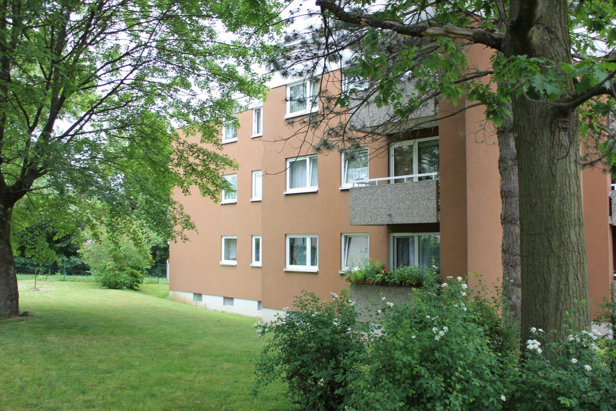 Mehrfamilienhaus im Altmühltal  *  14 Wohnungen in Weißenburg