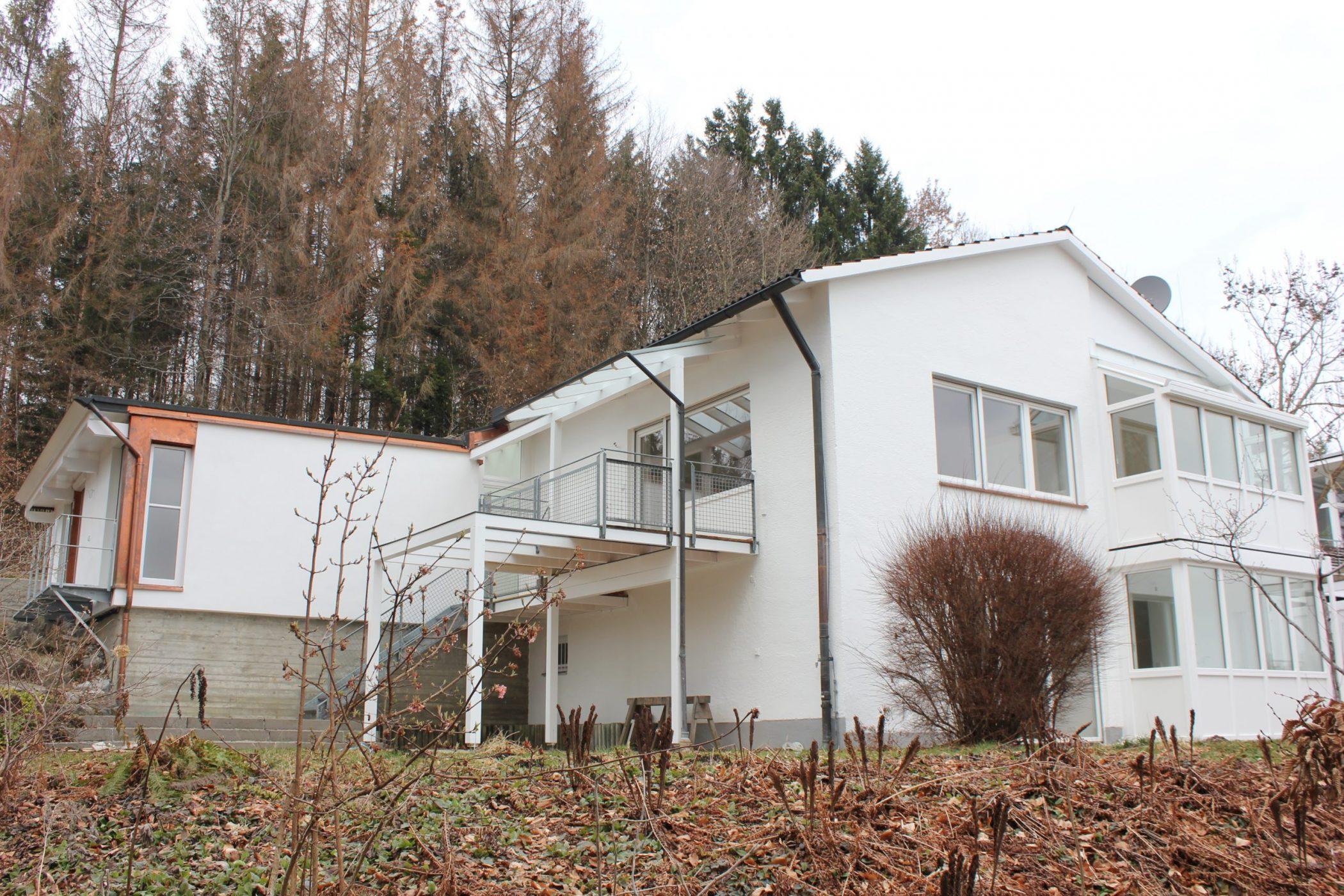 Villa mit Seeblick am Starnberger See
