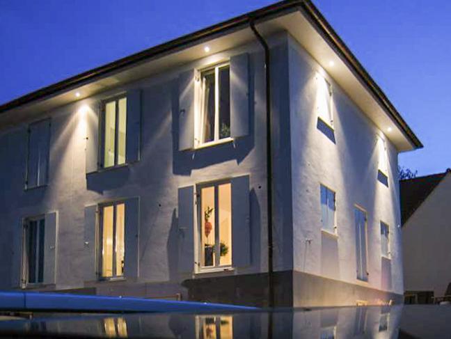 Bergheim *zum Fuggerschloß * Doppelhaushälfte mit Pool und 2 Terrassen