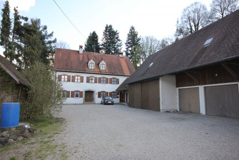 Forsthaus Nord Ansicht